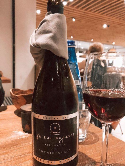 Wein Erde & Himmel Restaurant Casa Cook