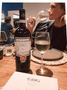 Wein Retsina Restaurant Casa Cook