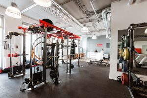 Beyond Fitness Trainingsraum | Beyond Lieblingsladen | Mr. Düsseldorf