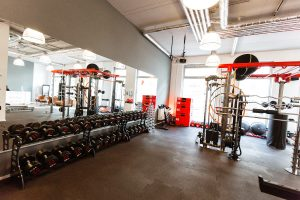 Beyond Fitness Trainingsraum | Beyond Lieblingsladen | Mr. Düsseldorf