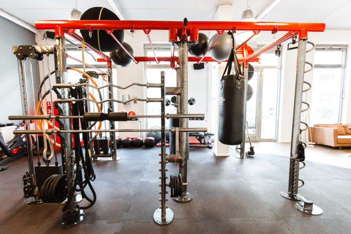 Beyond Fitness TrainiBeyond Fitness Trainingsraum | Beyond Lieblingsladen | Mr. Düsseldorfngsraum