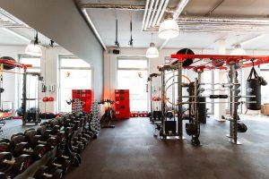 Beyond Fitness Trainingsraum