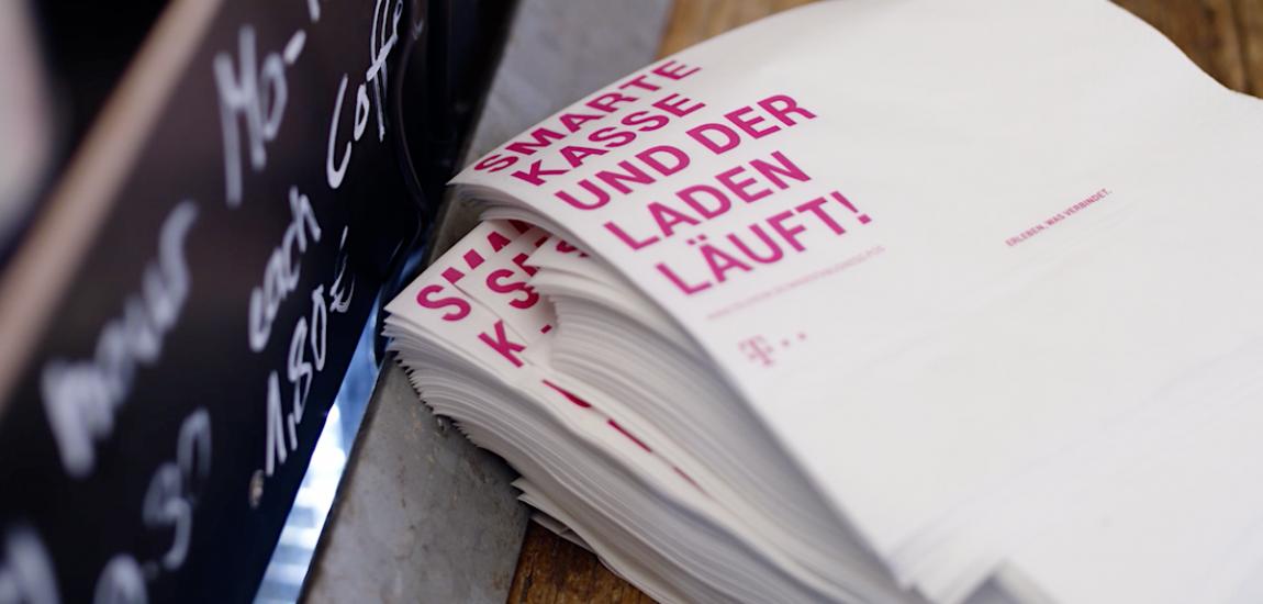 MagentaBusiness POS | Magazin | Mr. Düsseldorf
