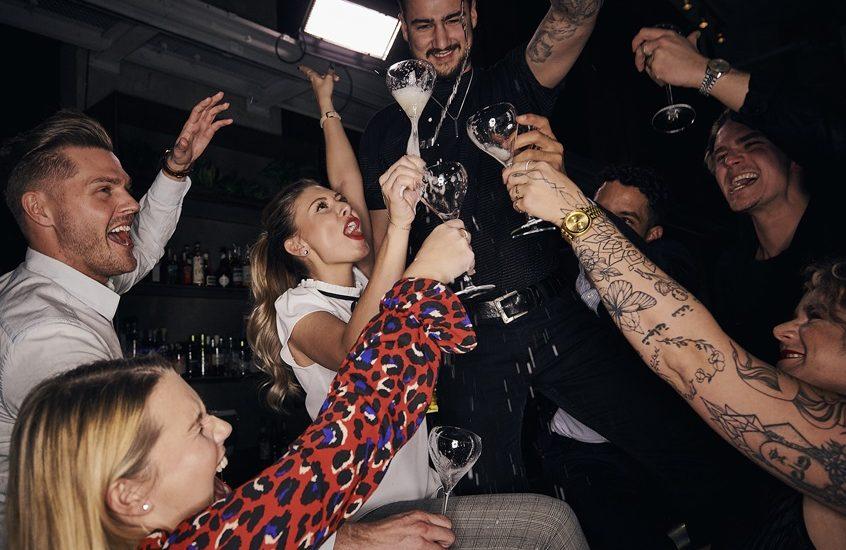 Champagne Monday | Paris Club | Kartendeal | Mr. Düsseldorf