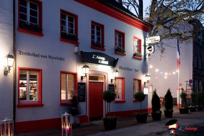 L'Auberge St. Honoré | Gastronomische Neueröffnungen | Mr. Düsseldorf