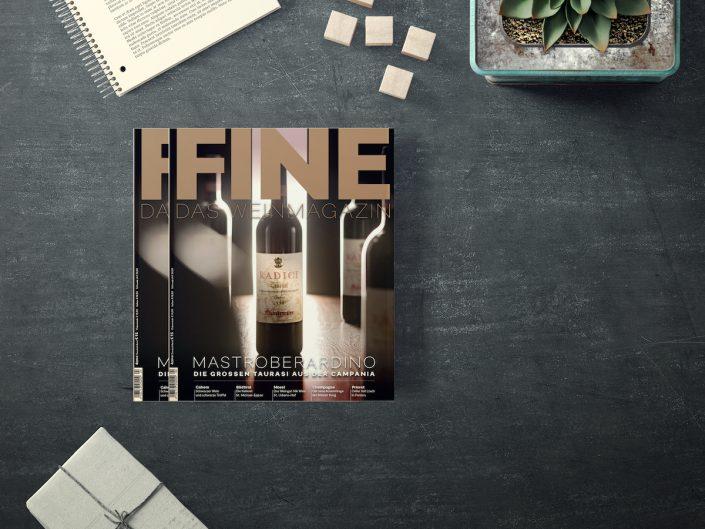 Fine Magazin | Kartendeal | Mr. Düsseldorf