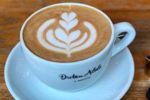 Dritan Alsela   Coffee Shops Düsseldorf   Mr. Düsseldorf   Foto: dritanalselacoffee Instagram