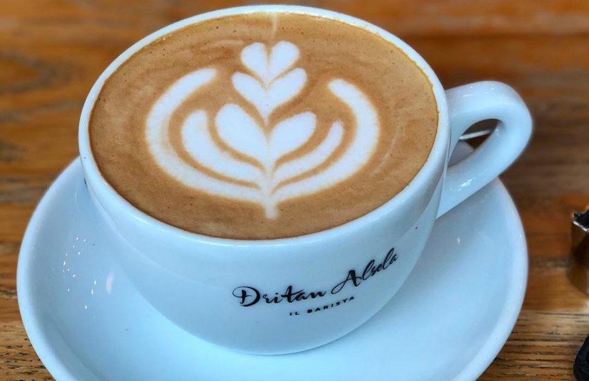 Dritan Alsela | Coffee Shops Düsseldorf | Mr. Düsseldorf | Foto: dritanalselacoffee Instagram