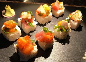 Osaka | Sushi | Mr. Düsseldorf | Bild: @osaka_nagoaji Instagram
