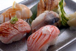 Kushi-Tei of Tokyo | Sushi | Mr. Düsseldorf