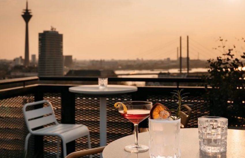 Observatory Bar im Ruby Luna Hotel | Rooftop Bars | Mr. Düsseldorf | Bild: Ruby Luna Hotel