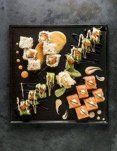 Qomo | Sushi | Mr. Düsseldorf
