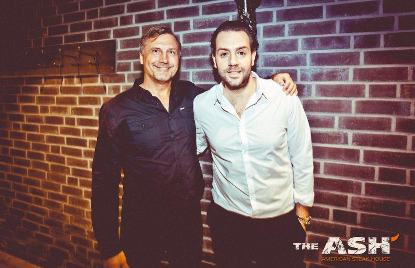 Kent Hahne und Alessio Mazzola |The ASH | Mr. Düsseldorf
