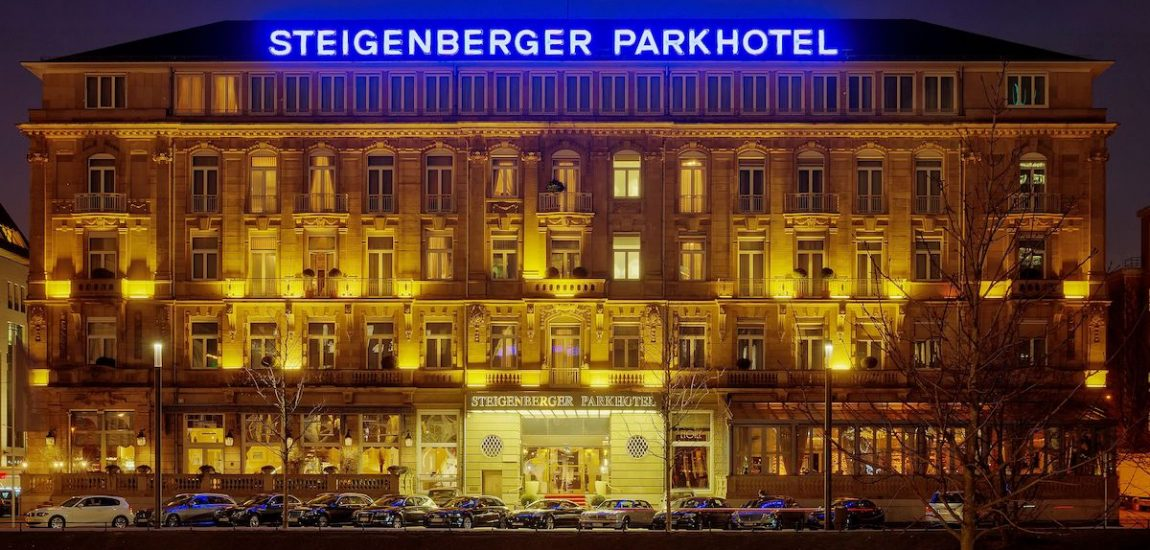 Steigenberger Düsseldorf | Mr. Düsseldorf