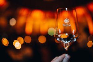 Weinglas Stockheim | Großes Degustationsmenü zur ProWein 2019 | Mr. Düsseldorf