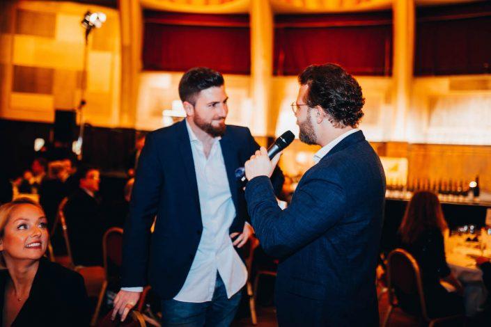 Björn Bittner & Florian Falk | Großes Degustationsmenü zur ProWein 2019 | Mr. Düsseldorf
