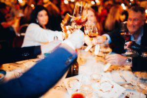 Anstoßen | Großes Degustationsmenü zur ProWein 2019 | Mr. Düsseldorf