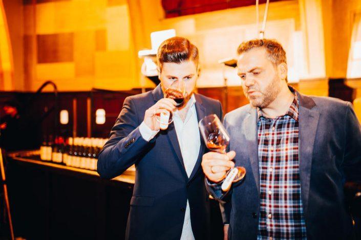 Wein-Tasting | Großes Degustationsmenü zur ProWein 2019 | Mr. Düsseldorf