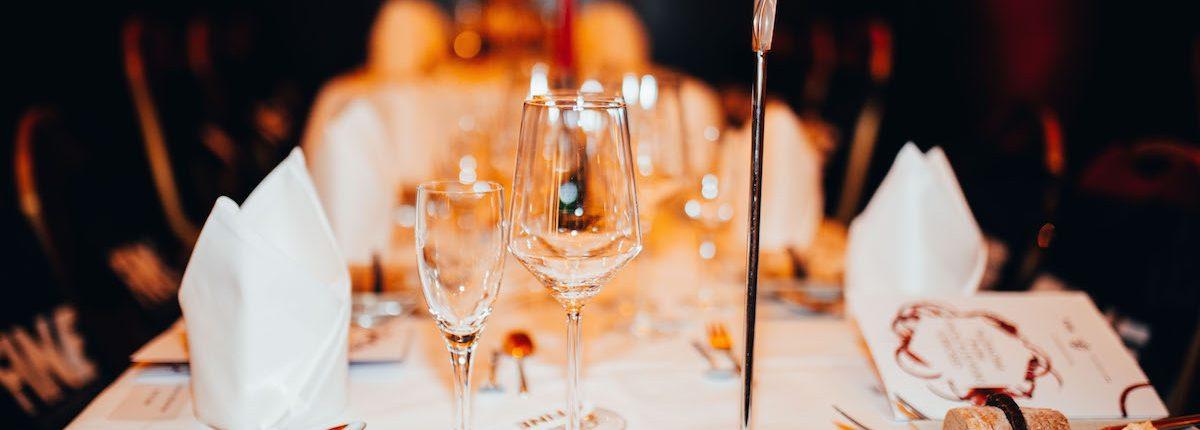 Tisch | Großes Degustationsmenü zur ProWein 2019 | Mr. Düsseldorf