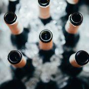 Weinflaschen | Großes Degustationsmenü zur ProWein 2019 | Mr. Düsseldorf