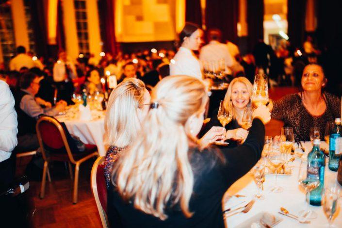 Gäste | Großes Degustationsmenü zur ProWein 2019 | Mr. Düsseldorf