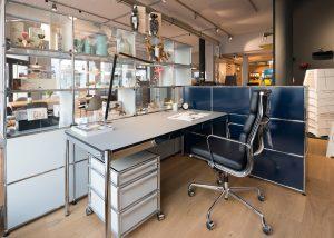 Schreibtisch   Lieblingsläden   Mr. Düsseldorf