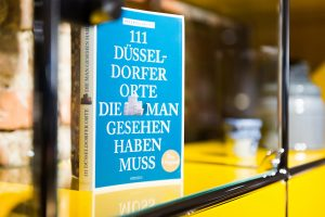 Buch Düsseldorfer Orte | Lieblingsläden | Mr. Düsseldorf