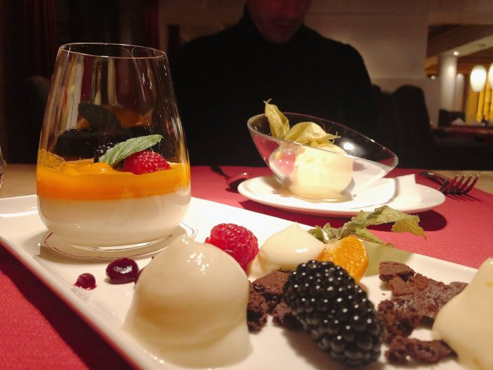 Hotel Kitzhof Dessert | Magazin | Mr. Düsseldorf