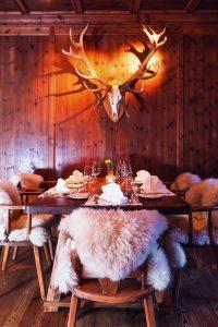Hotel Kitzhof Tisch im Restaurant | Magazin | Mr. Düsseldorf