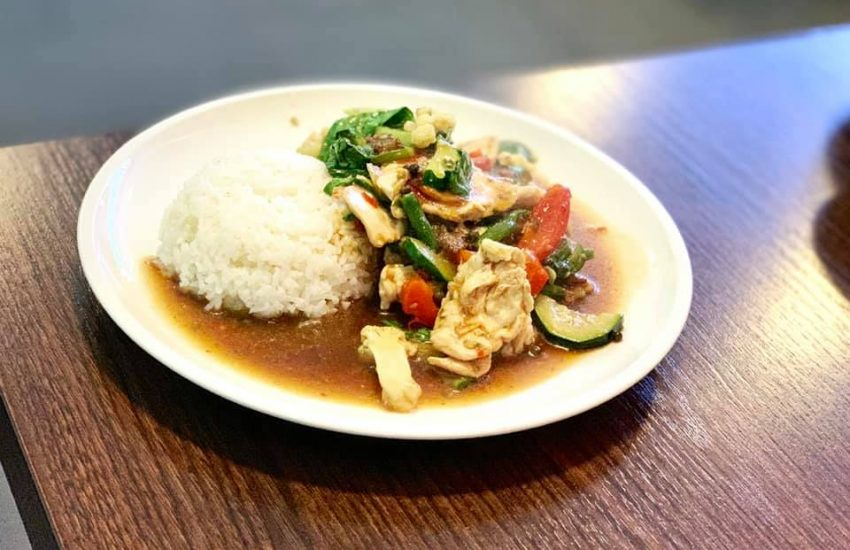 Ayutthaya | Die 10 Besten Asiatischen Restaurants in Düsseldorf | Mr. Düsseldorf | Foto: Lou Chung