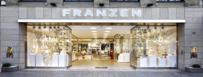 Franzen Fassade | Lieblingsläden | Mr. Düsseldorf | Foto: Franzen