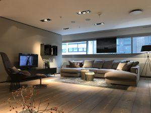 BoConcept Düsseldorf | Showroom im Stilwerk: Sofa | Lieblingsladen | Mr. Düsseldorf