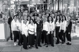 Franzen Teamfoto | Lieblingsläden | Mr. Düsseldorf | Foto: Franzen