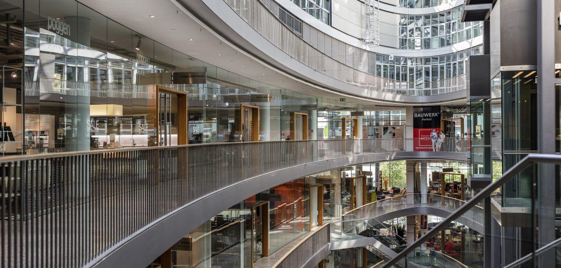 stilwerk Düsseldorf | Innenansicht 1. Etage | Lieblingsladen | Mr. Düsseldorf