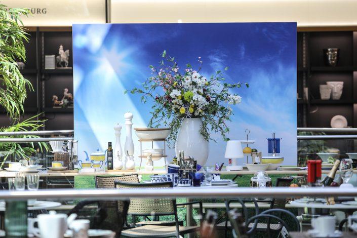 Picknicktisch | Lieblingsläden | Mr. Düsseldorf | Foto: Melanie Zanin