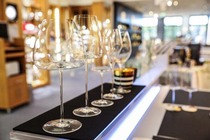 Gläser | Lieblingsläden | Mr. Düsseldorf | Foto: Melanie Zanin