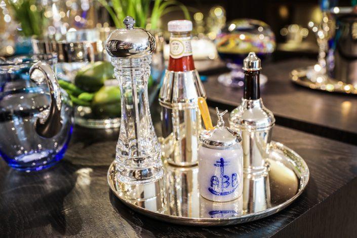 Hüllen aus Silber | Lieblingsläden | Mr. Düsseldorf | Foto: Melanie Zanin
