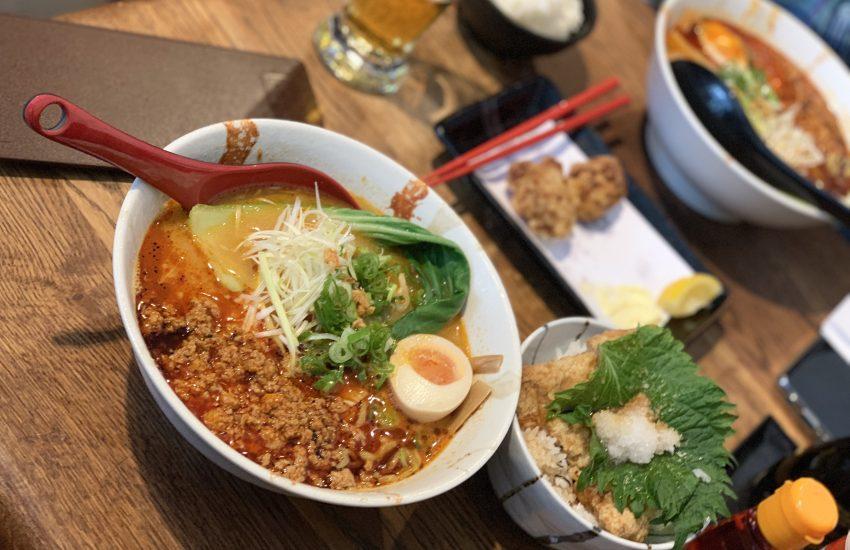 Takumi 2nd Tonkotsu | Die 8 Besten Ramen Restaurants in Düsseldorf | Mr. Düsseldorf | Foto: Lou Chung