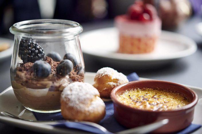 Lido Malkasten | Dessert | Mr. Düsseldorf