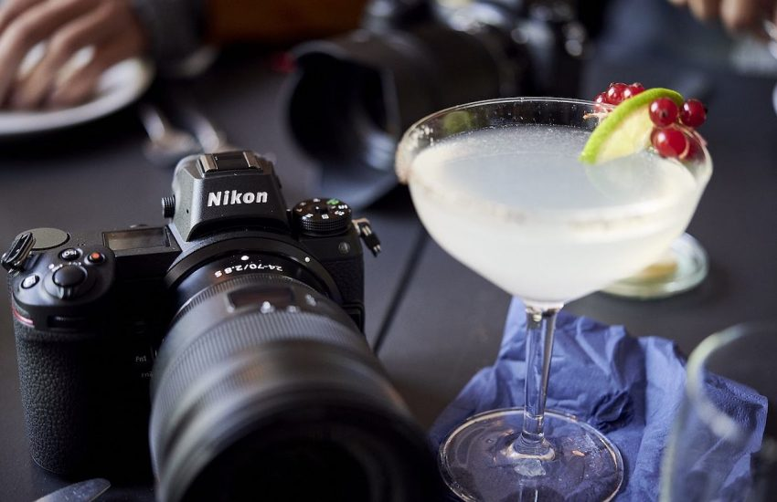 Nikon School | Food-Fotografie-Workshop im Lido Malkasten Kamera und Cocktail | Mr. Düsseldorf