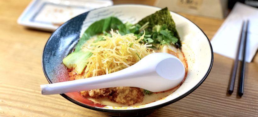 Takumi Chicken & Veggie | Die 10 Besten Ramen Restaurants in Düsseldorf | Mr. Düsseldorf | Foto: Lou Chung