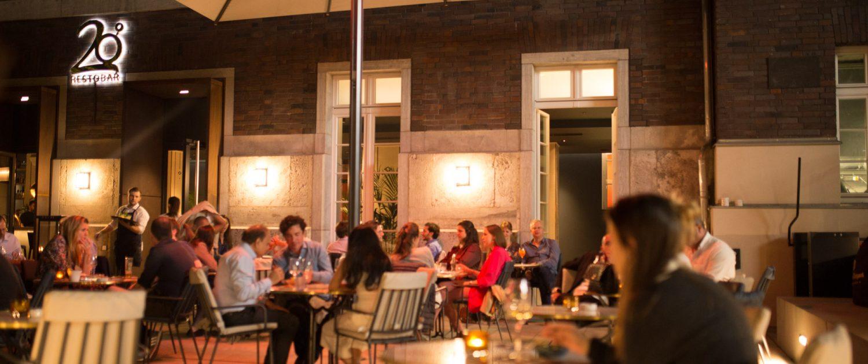 20° Restobar Terrasse | Restaurant | Lieblingsladen | Mr. Düsseldorf