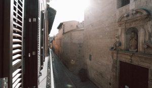 Blick auf Palma aus dem Hotelzimmer | Reisebericht aus Palma | Mr. Düsseldorf