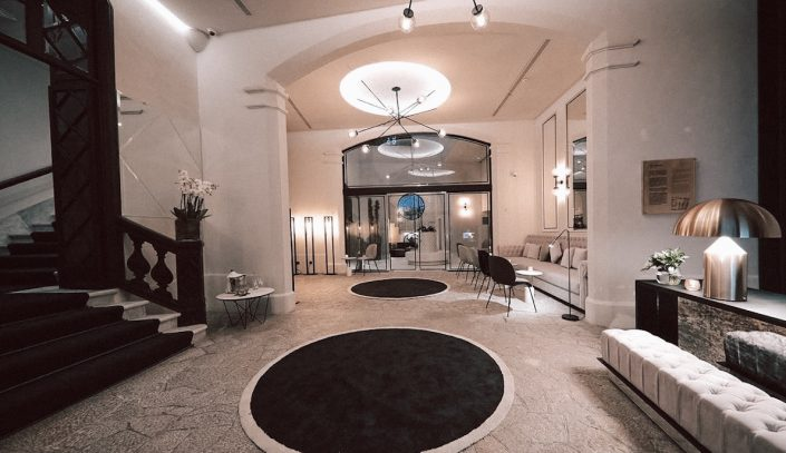 Lobby im Summum Prime Boutique Hotel | Reisebericht aus Palma | Mr. Düsseldorf