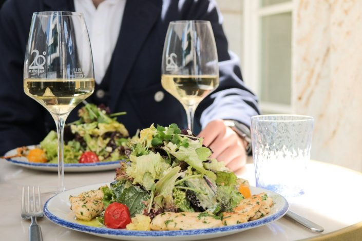 20° Restobar | Lunch Salat | Lieblingsladen | Mr. Düsseldorf