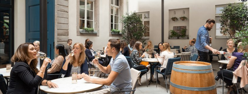 20° Restobar | Patio | Lieblingsladen | Mr. Düsseldorf