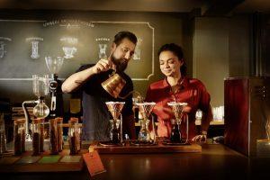 Metro Own Business Day 2019  Coffee Bar   Mr. Düsseldorf