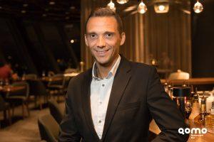 Georgios Kyriakis | Restaurant General Manager | Qomo Rheinturm Düsseldorf