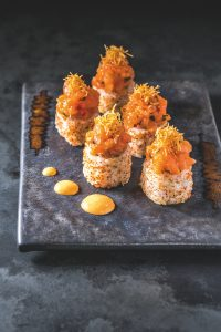 Spicy Salmon | Qomo