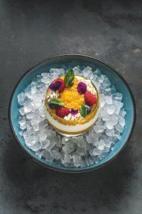 Yuzu Joghurt Mango Mousse | Qomo